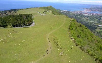 séjour au pays basque du club Grandlieu VTT