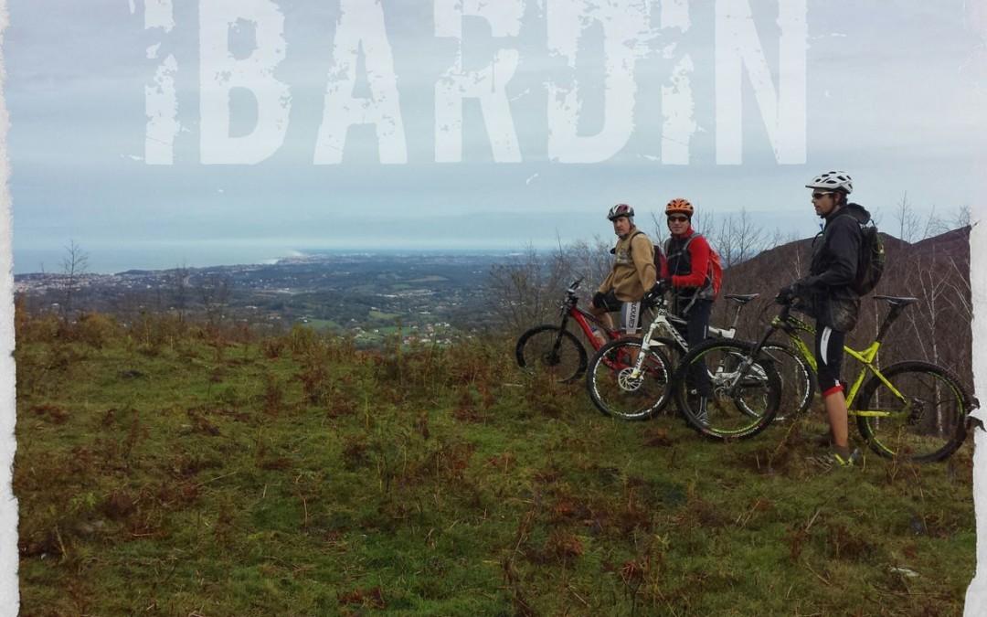 Rando «Ibardin» le 22 novembre 2015.